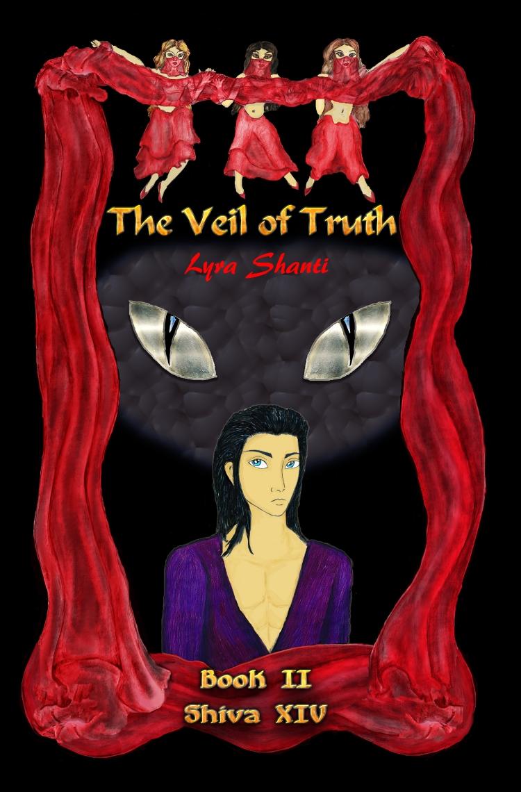 Lyra Shanti book cover 1