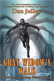 gray widow's book cover