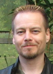 MR Darling Author Photo