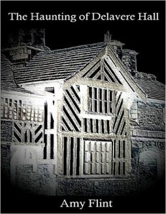 The Haunting by Amy Flint book cover