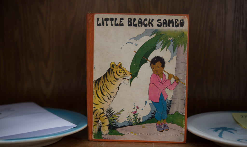FALLS CHURCH, VA - FEBRUARY 11:  A 1928 LITTLE BLACK SAMBO. Pic